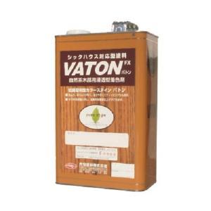 VATON FX バトン #525 ブラック 3.7L【大谷塗料株式会社】 paintandtool