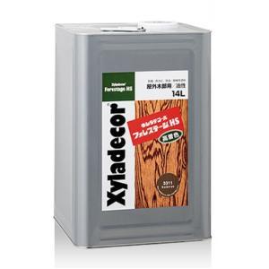 キシラデコールフォレステージHS #3312ジェットブラック 14L【大阪ガスケミカル株式会社】 paintandtool