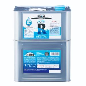 水性ローバル 18KGセット 亜鉛含有93% 【ローバル】|paintandtool