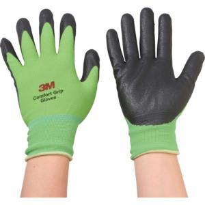 3M 一般作業用コンフォートグリップグローブ グリーン XLサイズ(GLOVEGREXL)