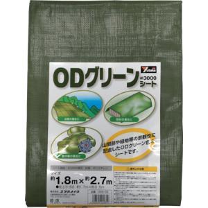 ユタカ #3000ODグリーンシート 1.8mx2.7m(OGS02)|paintandtool