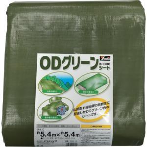 ユタカ #3000ODグリーンシート 5.4mx5.4m(OGS13)