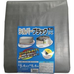 ユタカ シート #3000シルバー/ブラックシート 5.4×5.4(SLB13) paintandtool