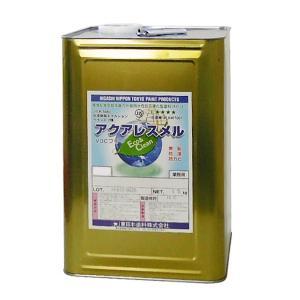 アクアレスメル 艶消 白 15kg (水性反応硬化型塗料/東日本塗料)