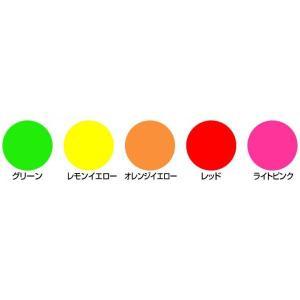 蛍光シート+夜光シート(のり付き) A6サイズ×6枚セット (シンロイヒ)|paintjoy|02