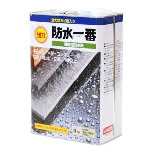 強力防水一番 3KG (浸透性防水剤)