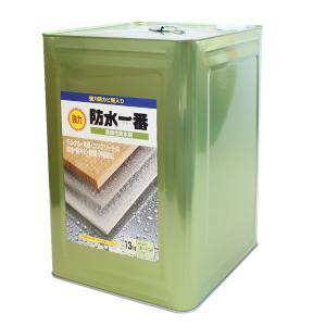 強力防水一番 13kg (日本特殊塗料/浸透性撥水剤) paintjoy
