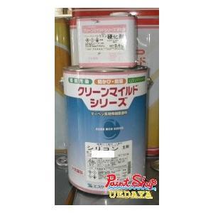 【送料無料】 クリーンマイルドシリコン 4Kセット A色  ≪エスケー化研≫|paintshop-uedaya