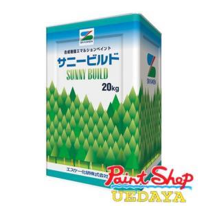 【送料無料】 サニービルドIN 白 20K 1缶  ≪エスケー化研≫|paintshop-uedaya
