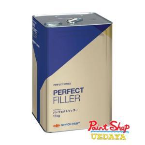 【送料無料】 パーフェクトフィラー 15Kg  ≪日本ペイント≫|paintshop-uedaya