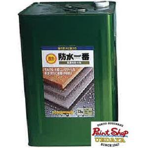【送料無料】   強力防水一番  13Kg   《 日本特殊塗料 》