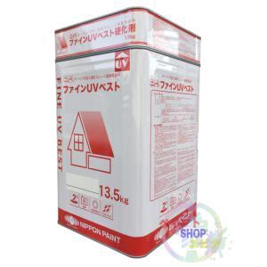 ファインUVベスト 各色 15Kセット【送料無料】日本ペイント スレート屋根用塗料(10000040)|paintshop