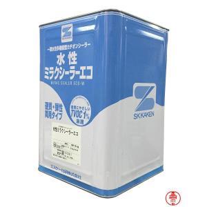 水性ミラクシーラーエコ 各色 15K【送料無料】エスケー化研 カチオン系シーラー(10000060)|paintshop