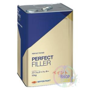 パーフェクトフィラー 15K 【送料無料】  日本ペイント 外壁用下塗り材(10000071)|paintshop