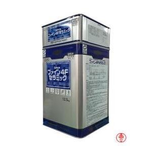 ファイン4Fセラミック ND淡彩色 艶有 15Kセット【送料無料】日本ペイント フッ素樹脂塗料(10000094)|paintshop