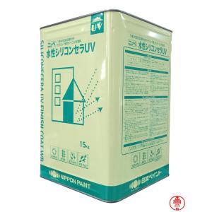 水性シリコンセラUV 標準ND色 艶有 15K 【送料無料】日本ペイント(10000170)|paintshop