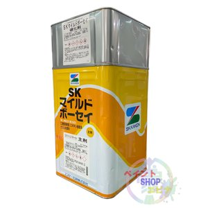 SKマイルドボーセイ 各色 16Kセット【送料無料】エスケー化研 サビ止め塗料(10000189)|paintshop