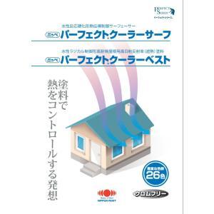 【送料無料】パーフェクトクーラーサーフ 12kg 水性遮熱屋根用下塗り塗料 日本ペイント