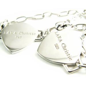 LARA Christie ララクリスティー ノーザンクロス ペアブレスレット PAIR Label《誕生日・2人の記念日・ギフト・クリスマスプレゼントに》 pair-kizuna 05