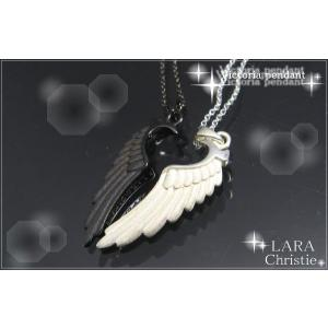 LARA Christie ララクリスティー ヴィクトリア ペアネックレス PAIR Label《誕生日・2人の記念日・ギフト・クリスマスプレゼントに》 pair-kizuna