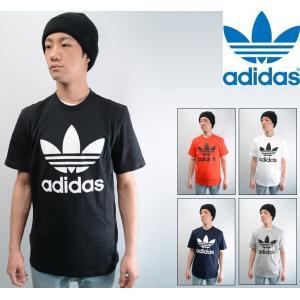 ADIDAS ORIGINAL TREFOIL TEE アディダス オリジナル Tシャツ AJ8828/AJ8830/AY7710/BK7466/|pajaboo