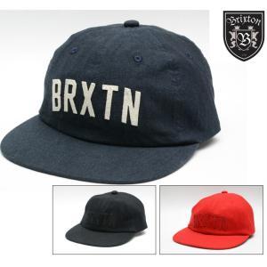 BRIXTON HAMILTON CAP ブリクストン キャップ|pajaboo