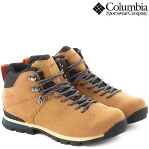 コロンビア スニーカー COLUMBIA METEOR MID OMNI-TECH MAPLE 正規取扱店 メテオミッド オムニテック ブーツ トレッキングシューズ|pajaboo