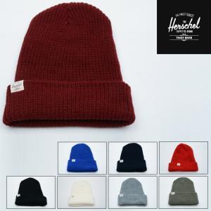 HERSCHEL SUPPLY CO. QUARTZ CLASSIC BEANIE ハーシェル キャップ 帽子 ニットキャップ ビーニー  ( HERSCHEL SUPPLY CO ) ( ハーシェル )|pajaboo