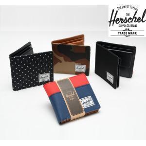 HERSCHEL SUPPLY CO HANK LARGE(4色展開)  正規取扱店 ハーシェルサプライ ウォレット 財布 サイフ|pajaboo