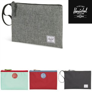 HERSCHEL SUPPLY NETWORK LARGE (4色展開)  正規取扱店  ハーシェル クラッチバック バック ポーチ|pajaboo