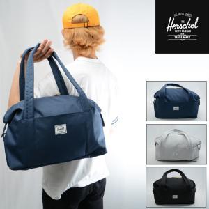 HERSCHEL SUPPLY CO STRAND XS(3色展開) 正規取扱店  ハーシェル  バッグ BAG ボストンバッグ|pajaboo