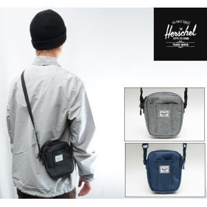 HERSCHEL SUPPLY CO CRUZ (3色展開)  正規取扱店  ハーシェル  バック ポーチ ショルダーバッグ|pajaboo