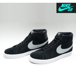 NIKE SB BLAZER SB PREMIUM SE BASE GREY/BLACK/WHITE ナイキエスビー スニーカー ブレーザー|pajaboo