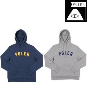 POLeR CAMPING STUFF IVY STATE HOODIE 正規取扱店  ポーラー パーカー|pajaboo