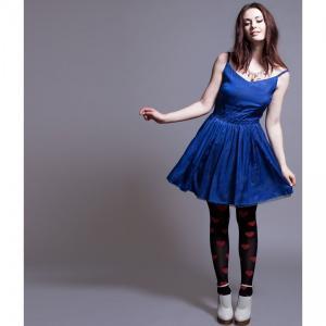 ワンピース レディース チュチュ Alice's Pig アリスズピッグ Tammy's tutu Blue|pajamas