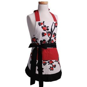子供エプロン Flirty Aprons Cherry Blossom|pajamas