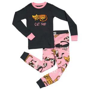 ベビー パジャマ LazyOne Cat Nap|pajamas