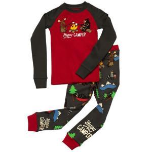 キッズパジャマ LazyOne Happy Camper|pajamas