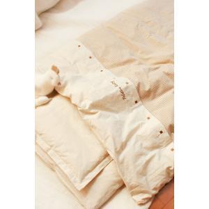 ベビー布団セット 日本製 洗える(6点セット)オーガニックコットン 出産祝いにも|pajamaya