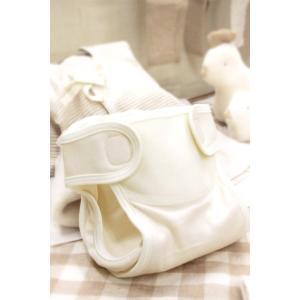 布おむつカバー(新生児用 50cm/60cm)オーガニックコットン|pajamaya
