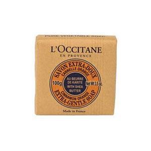 ロクシタン L'OCCITANE シアソープシナモンオレンジ100g 標準価格756円を30%OFF 【安値挑戦中】|palcosme
