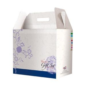 【ギフトセット】ギフト用の箱(紫・大) 箱包装 ギフト プレゼント 韓国料理 韓国食材 韓国食品|paldo
