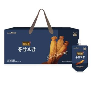 『チョンホ食品』6年根紅参ボカン|紅参濃縮液(100ml×30包) 紅参 健康補助食品 韓国食品|paldo