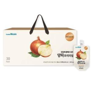 『チョンホ食品』玉ねぎプレミアム(80ml×30個入) タマネギエキス 玉ねぎエキス 健康補助食品 韓国食品|paldo