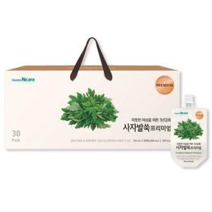 『チョンホ食品』よもぎエキス(100ml×30個) ヨモギ濃縮液 健康補助食品 韓国食品|paldo