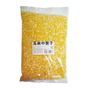 『食材』玉米査子中粒|コーン粗挽き(500g) 雑穀 穀物 とうもろこし粗びき 健康食|paldo