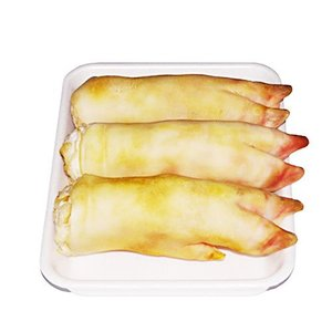 『豚肉類』生豚足|ミニサイズ(1足)「日本産」|paldo