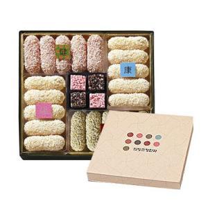 【韓国伝統菓子】『太極1号』韓菓セット(180g) おこし 韓国伝統お菓子 プレゼント ギフト|paldo