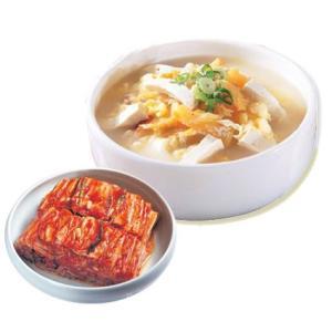 『韓国グルメ』プゴク+白菜キムチ● (干したら200g+ダシダ100g+宗家白菜キムチ500g)|paldo