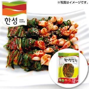 『漢盛』ネギキムチ(300g)■100%韓国産小ねぎ使用[ハンソン][韓国キムチ][韓国おかず] paldo